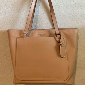 Kate Spade Cameron Street Tote in color Shell
